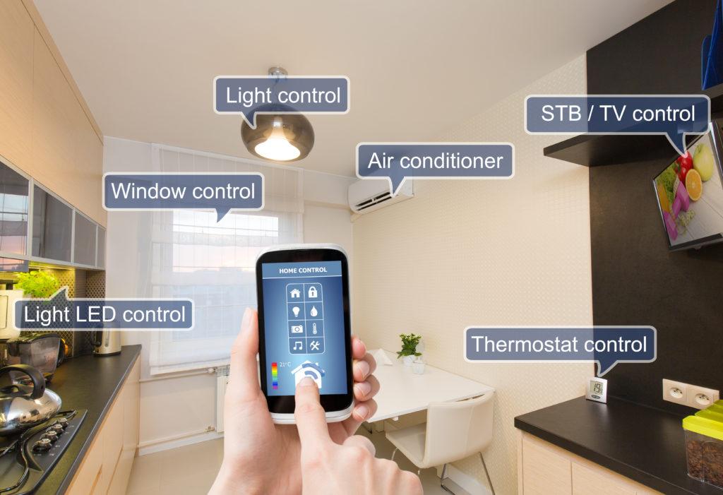 Novák elektro sro je odborník na chytré domácnosti a KNX internetové internetové věci
