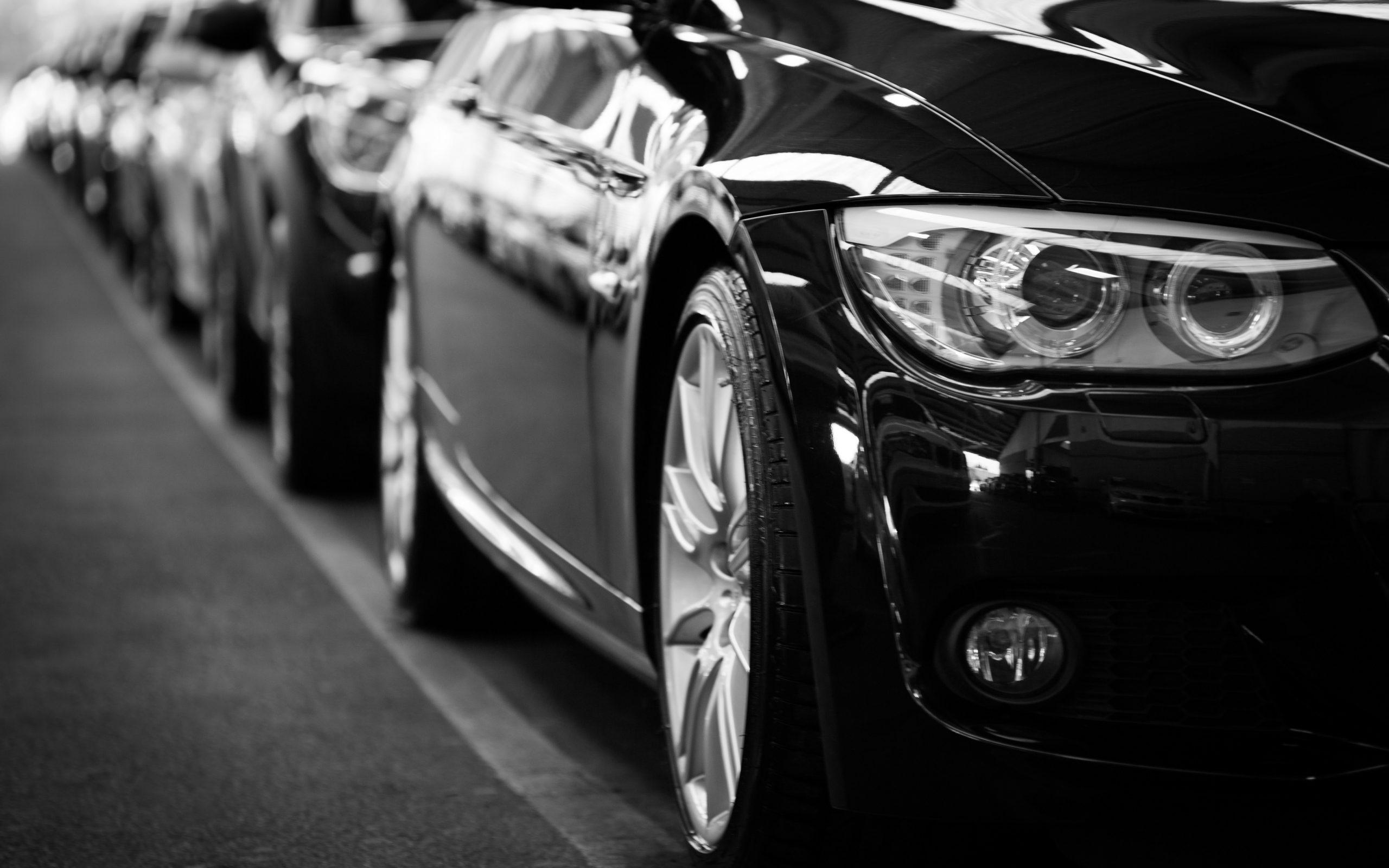 Výrobní linka v oboru automotive